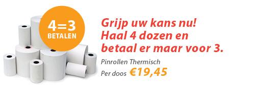Thermische Pinrollen 4=3