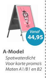 Stoepbord A-Model