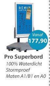 Stoepbord Pro