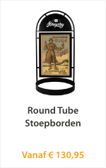 Round Tube Stoepborden