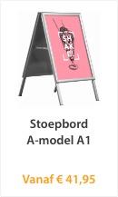 Stoepbord A-model A1
